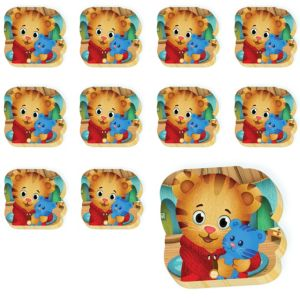 Daniel Tiger's Neighborhood Notepads 24ct