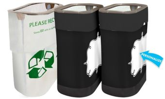 Personalized Black Clean-Up Kit