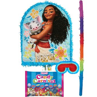 Moana Outline Pinata- Candy Kit