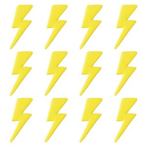 Wilton Rosanna Pansino Lightning Bolt Icing Decorations 12ct