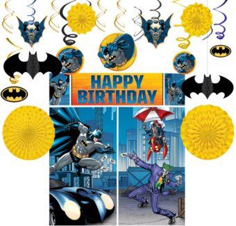 Batman Decoration Kit