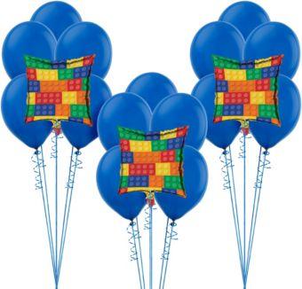 Building Blocks Balloon Kit