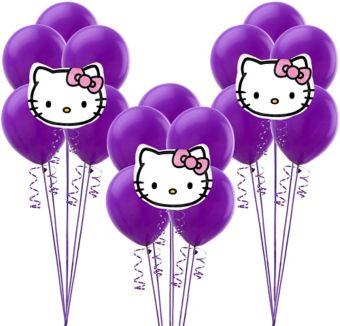 Rainbow Hello Kitty Balloon Kit