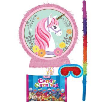 Magical Unicorn Pinata Kit
