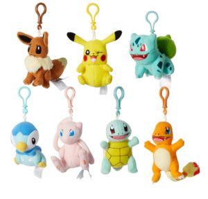 Clip-On Pokemon Plush