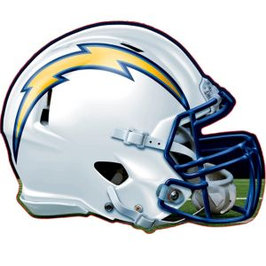 Los Angeles Chargers Decal