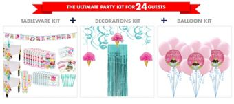 Num Noms Tableware Ultimate Kit for 24 Guests