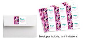 Custom Minnie's Happy Helpers Sticker