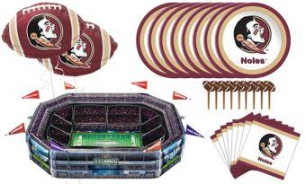 Sunny Anderson's Infladium: Florida State Seminoles Snack Stadium Kit