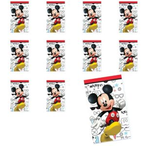 Mickey Mouse Notepads 24ct