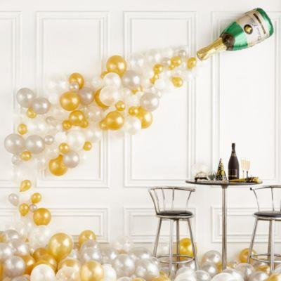 Champagne Bottle Balloon Kit