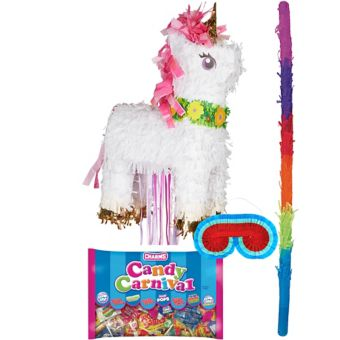 Sparkling Unicorn Pinata Kit