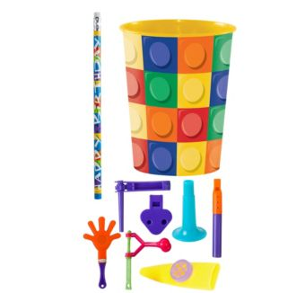 Block Party Super Favor Kit for 8 Guests