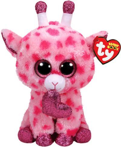 cd8f051a72c Sweetums Beanie Boo Giraffe Plush 5 1 2in x 13in