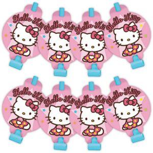 Hello Kitty Blowouts 8ct