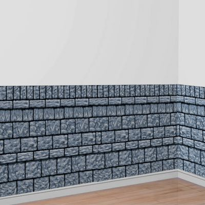 Stone Wall Room Roll