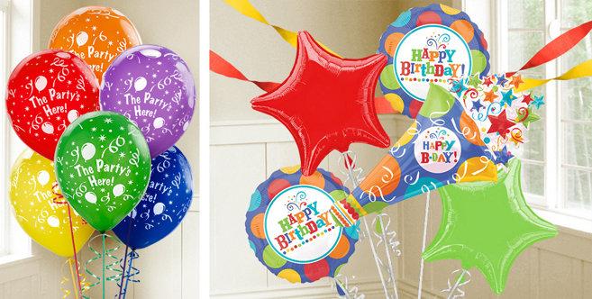 Happy Birthday Balloons Party City Happy Birthday Balloons Party