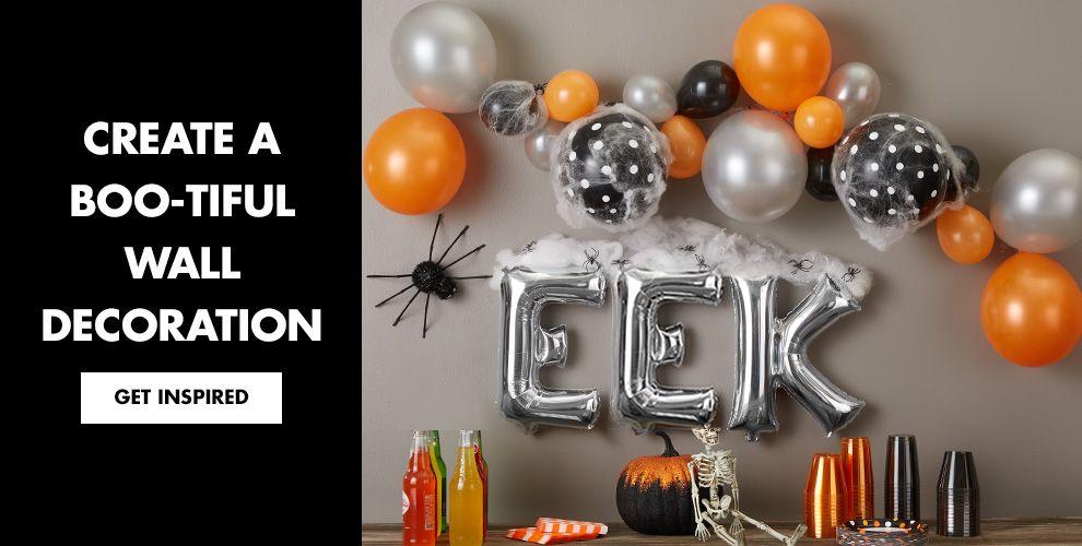 Halloween Balloons – Party Ideas