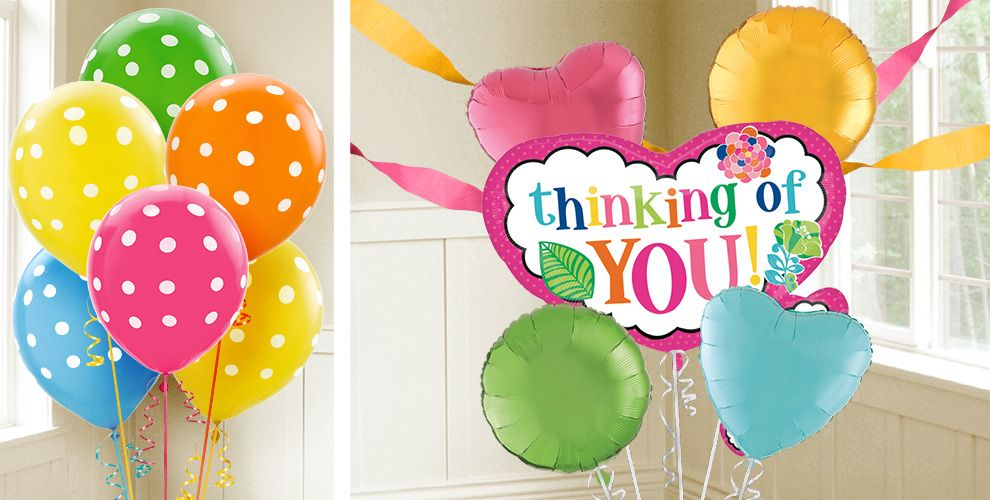 Thinking of You Balloons