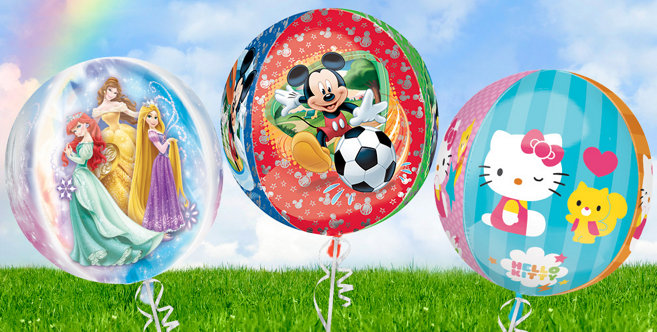 Orbz Amp Ultrashape Balloons Party City