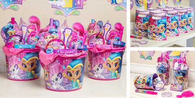Toys From Party City : Shimmer and shine party favors toys