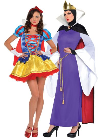 Snow White Couples Costumes