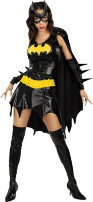 sc 1 st  Party City & Sexy Batgirl Costume for Women | Party City