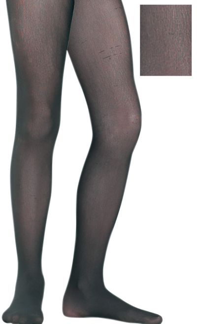 Child Black Seamless Tights