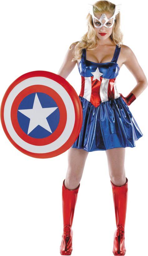 American Dream Costume Ideas Adult American Dream Costume