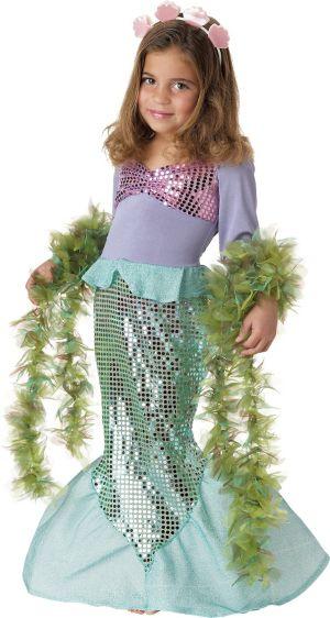 Toddler Girls Lil' Mermaid Costume