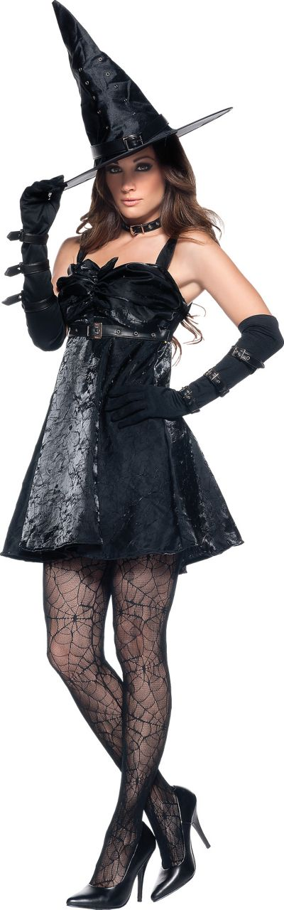 Adult Spellbound Switch Witch Costume