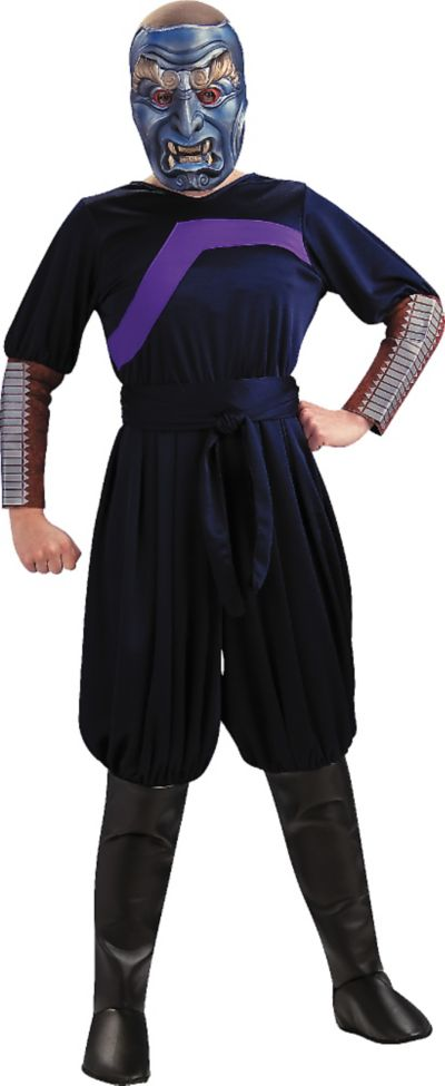 Boys Blue Spirit Costume Deluxe - The Last Airbender