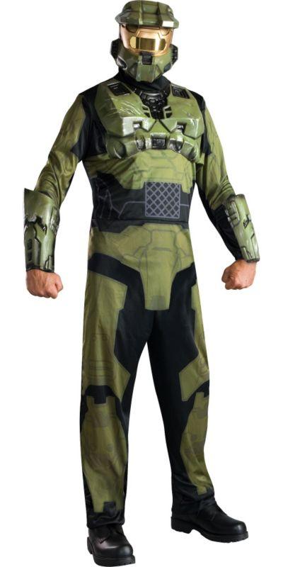 Halo Master Chief Costume Teen Boys
