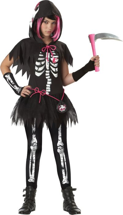 Girls Love Reaper Costume
