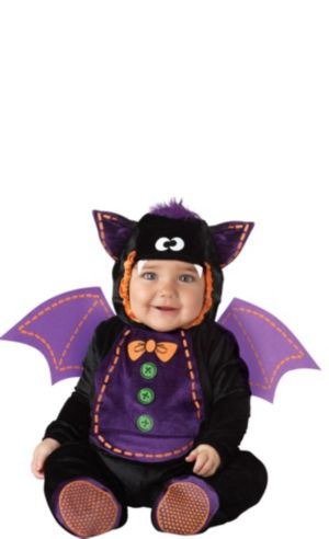 Baby Lil' Batty Bat Costume