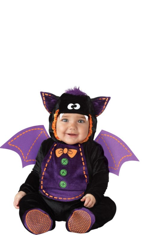 Baby Bat Halloween Costumes uk Baby Lil' Batty Bat Costume