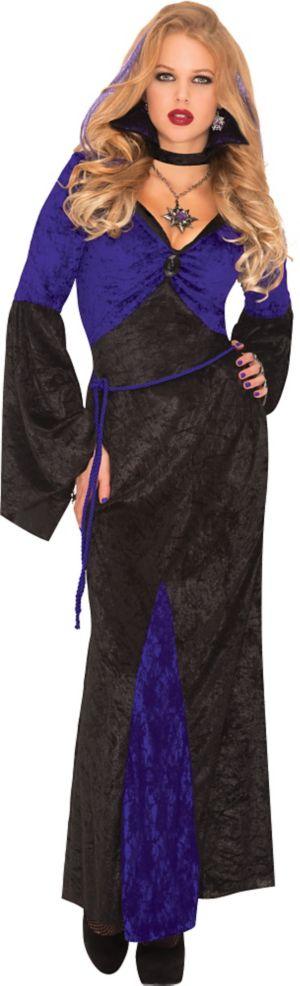 Adult Mistress of Seduction Vampire Costume