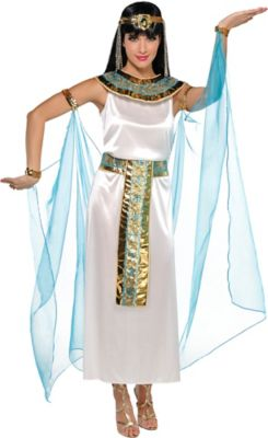 sc 1 st  Party City & Adult Queen Cleopatra Costume | Party City