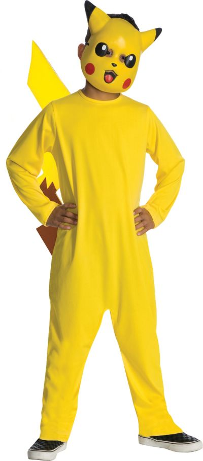 Boys Pikachu Costume - Pokemon