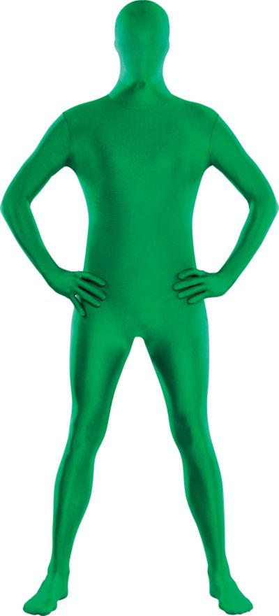 Adult Green Partysuit