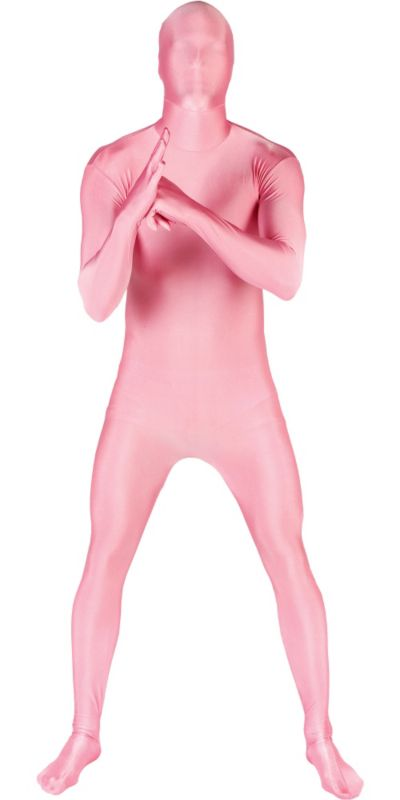 Adult Pink Morphsuit