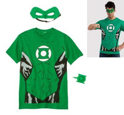 Male Green Lantern Accessory Kit
