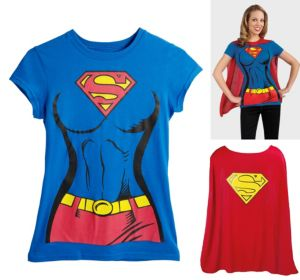 Supergirl Accessory Kit - Superman