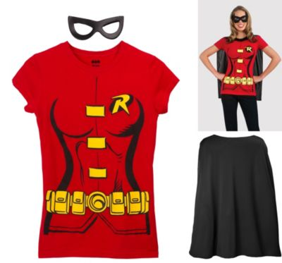 Female Robin Accessory Kit - Batman