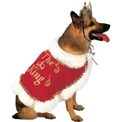 King Dog Costume