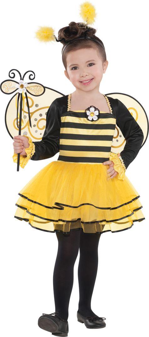 Anime Costumes Girls Girls Ballerina Bee Costume