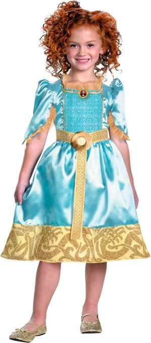 Girls Classic Merida Costume