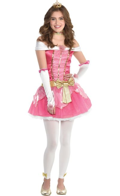 Teen Girls Aurora Costume