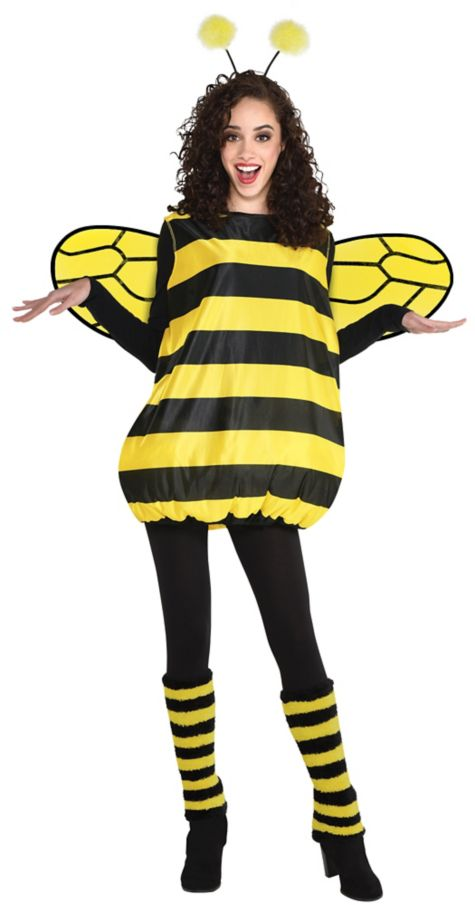 Animals Costumes Adults Adult Darling Bee Costume