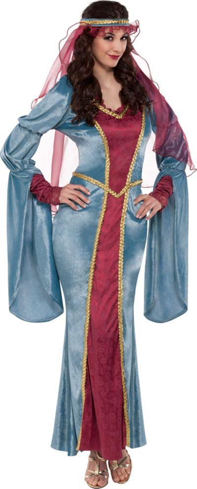 Adult Renaissance Queen Costume